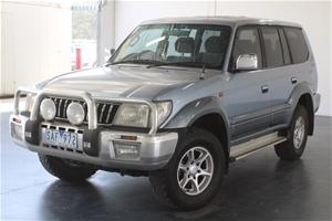 2002 Toyota Landcruiser Prado GXL (4x4)