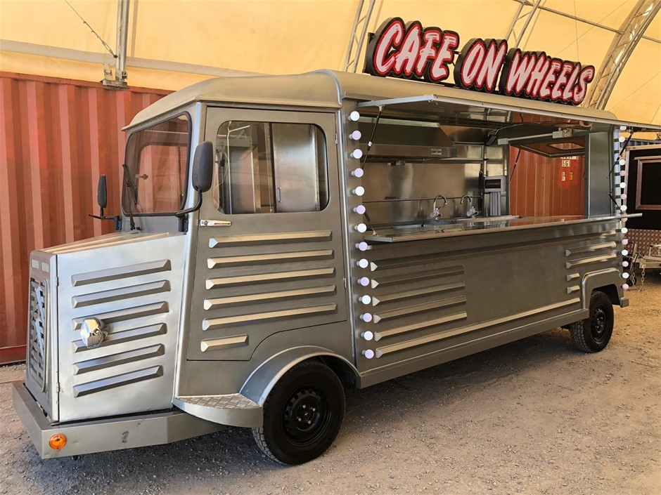 2019 Citroen Replica Food Cart