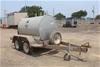 2016 Tandem Fuel Tank Trailer