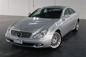 2007 Mercedes Benz CLS-Class CLS 350 C21