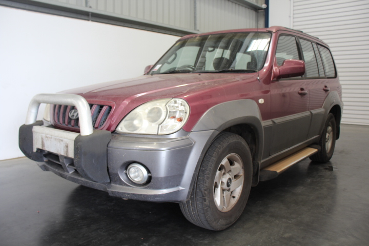 2001 Hyundai Terracan Automatic 7 Seat Wagon