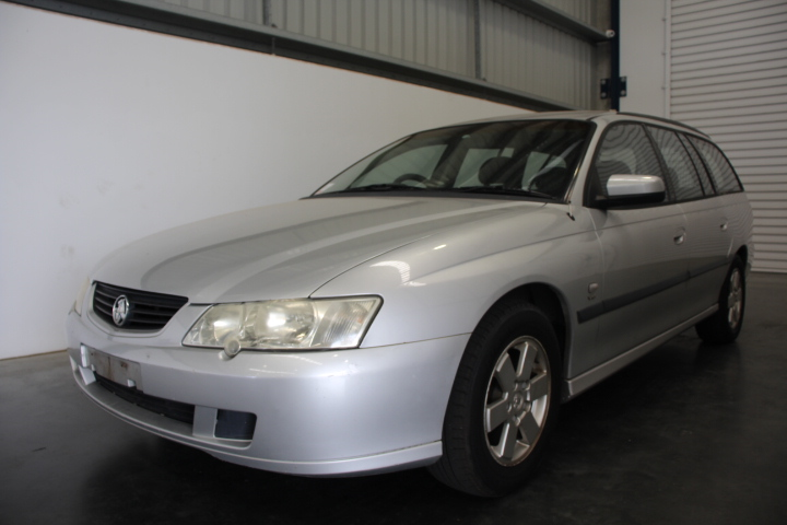 2003 Holden VY Commodore Acclaim Automatic Wagon 181,752 km's