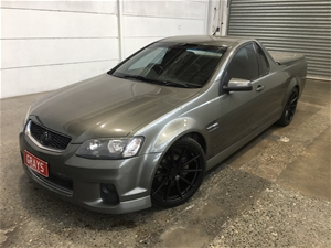 2011 Holden Commodore SV6 VE Manual Ute