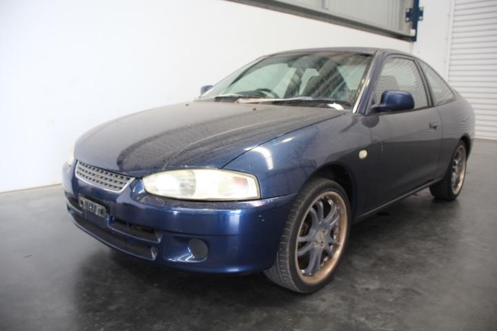 1999 Mitsubishi Lancer GLI Coupe