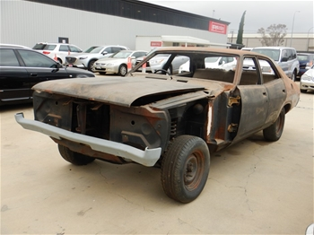 Ford XA RWD Sedan