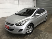 2012 Hyundai Elantra Active MD Manual Sedan