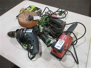 5 x Power Tools