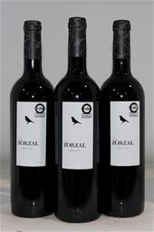 Vinicola Corellana `Vina Zorzal` Graciano 2007 (3x 750mL), Navarra