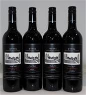 Wynns `Black Label` Cabernet 2012 (4x 750mL), Coonawarra