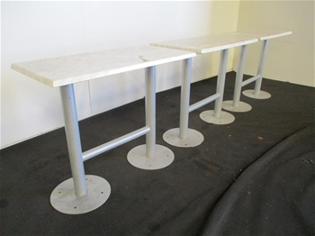 Qty of Bar Tables