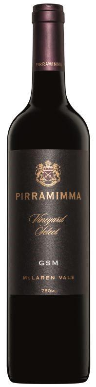 Pirramimma Vineyard Select GSM 2016 (6 x 750mL) McLaren Vale, SA