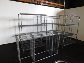 Qty of Storage Racks