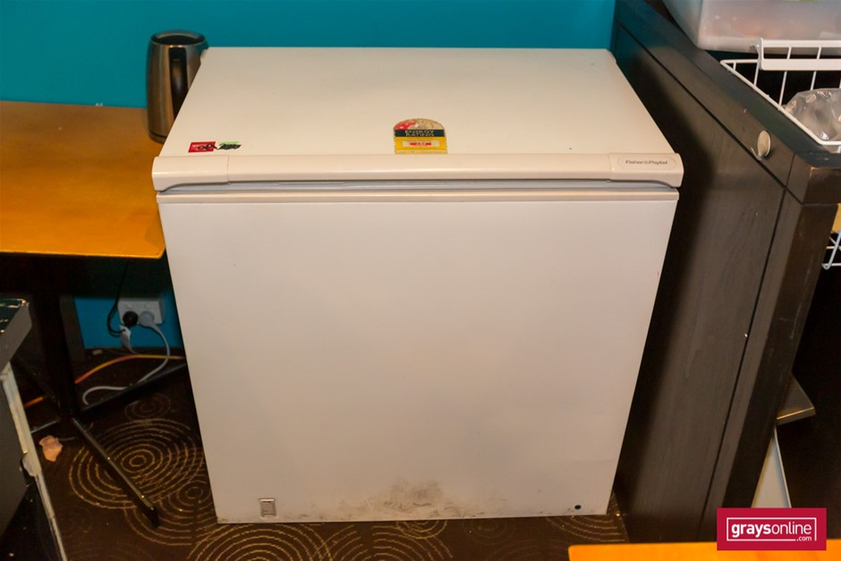 Fisher and Paykel H215X Chest Freezer