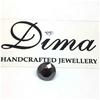 One Stone Black Diamond 0.96ct in Total