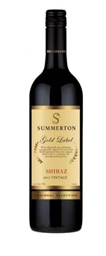 Summerton Gold Shiraz 2015 (6 x 750mL) SA