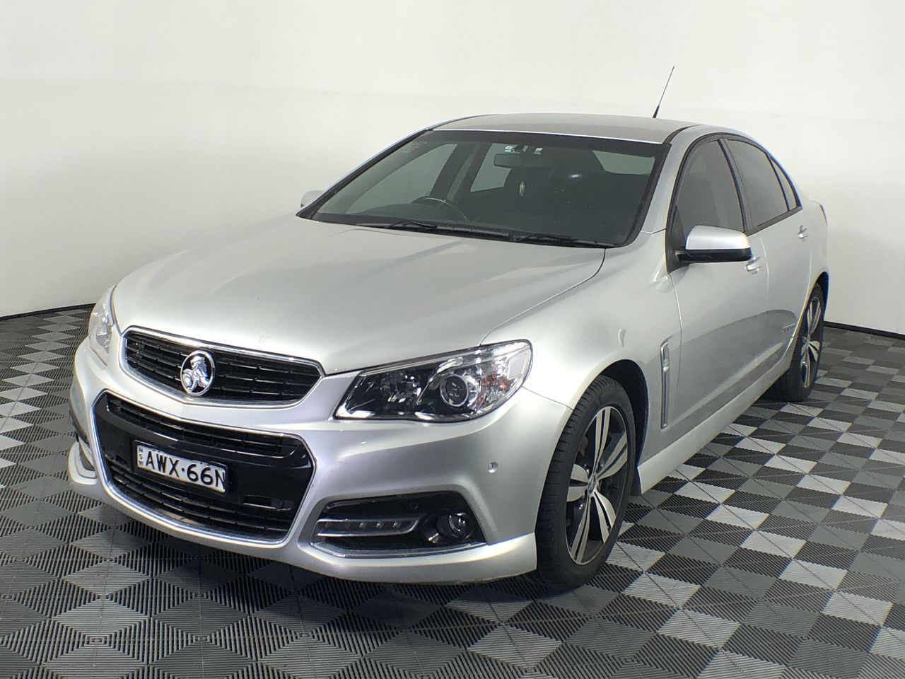 2014 Holden Commodore SV6 Storm Special ED VF Automatic Sedan