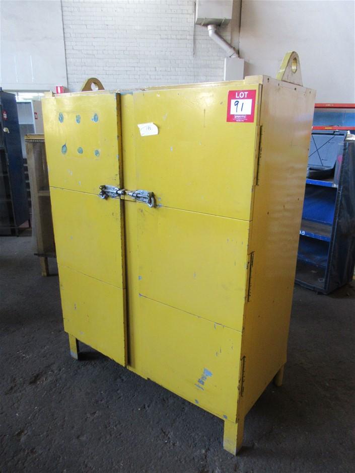 Heavy Duty Storage Cupboard (Enfield, SA)