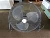 Techpro FD50 Industrial Fan on stand