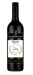 Summerton Organic Shiraz 2015 (6 x 750mL) SA