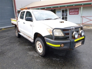 2007 Toyota Hilux 4WD Manual - 5 Speed D