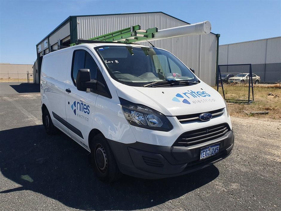 Ford Transit VN Custom SWB Manual - 6 Speed Van