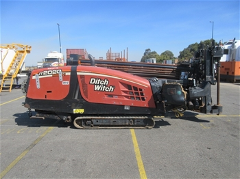 Ditch Witch JT 2020 Mach 1 Directional Drill