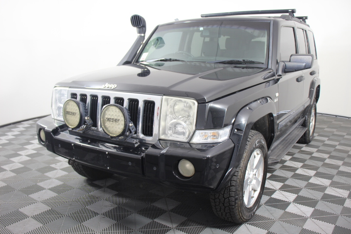 2007 Jeep Commander Limited 4x4 T/Diesel Auto 7 Seater SUV