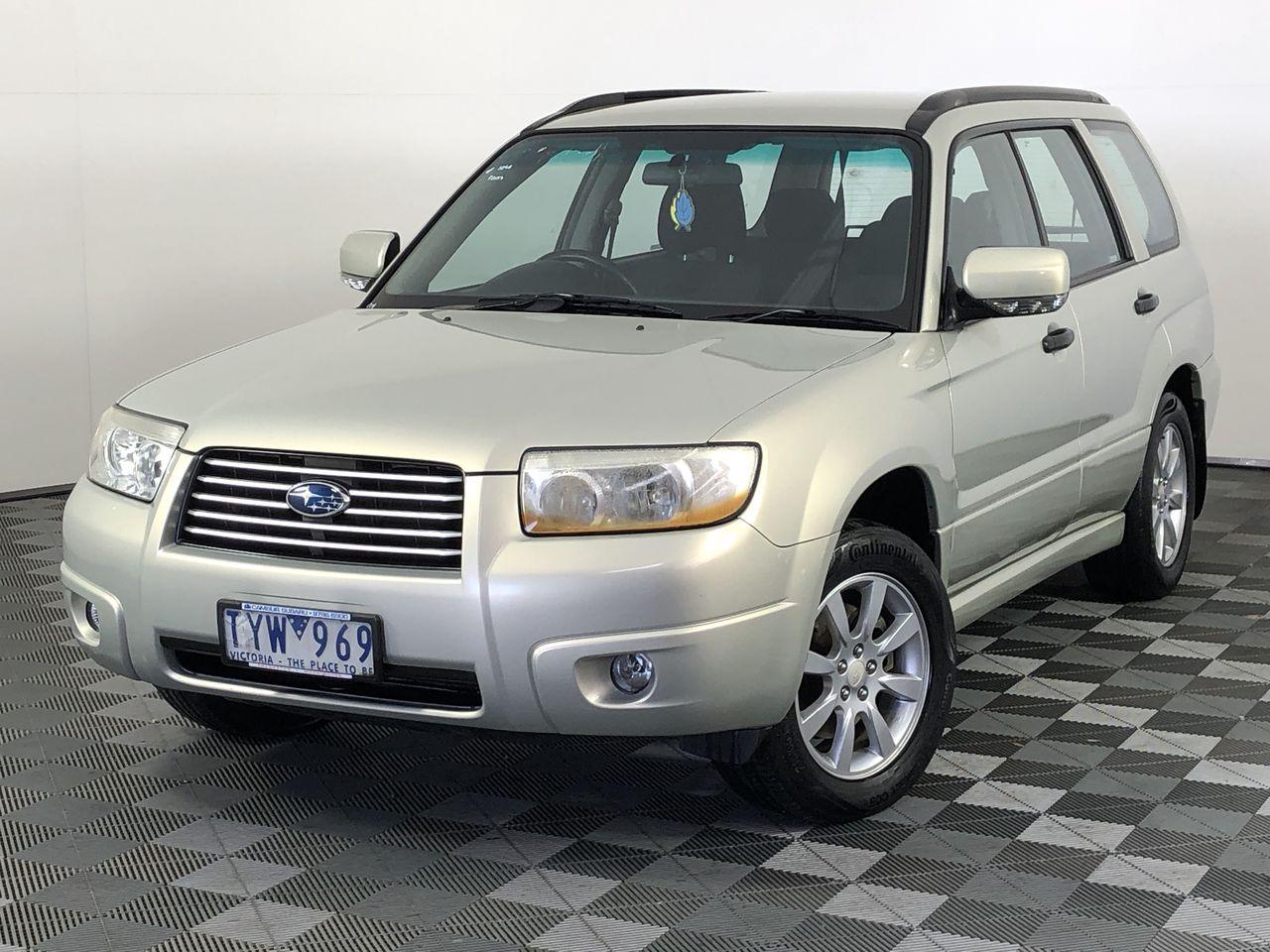 2006 Subaru Forester XS Automatic Wagon