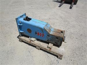 Atlas Copco H7 Excavator Hammer Rock Bre