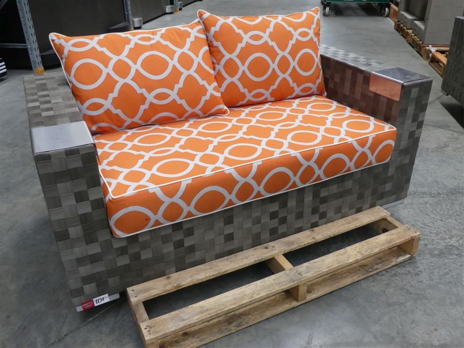 2 Seater Outdoor Couch