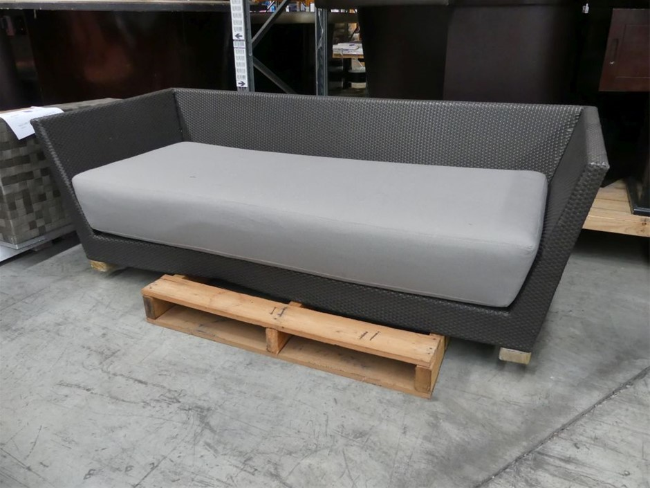 3 Seater Outdoor Couch