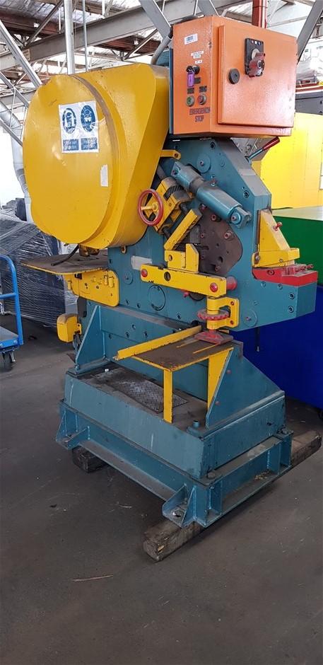 Fabryka Pras Automatycznych Plasomat KNU-13B Factory Punching Machine