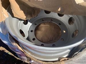 Brand New 8.25 x 22.5 10 Stud Truck Rims