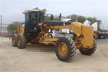 2008 Caterpillar 12M Motor Grader