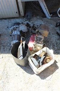 Honda Engine & 900 Gen Set