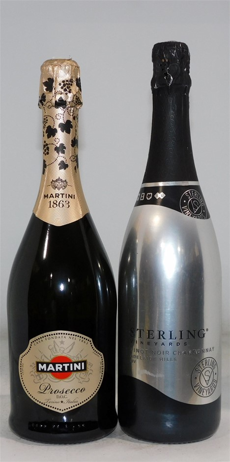Pack of Assorted Sparkling Wine (2x 750mL)