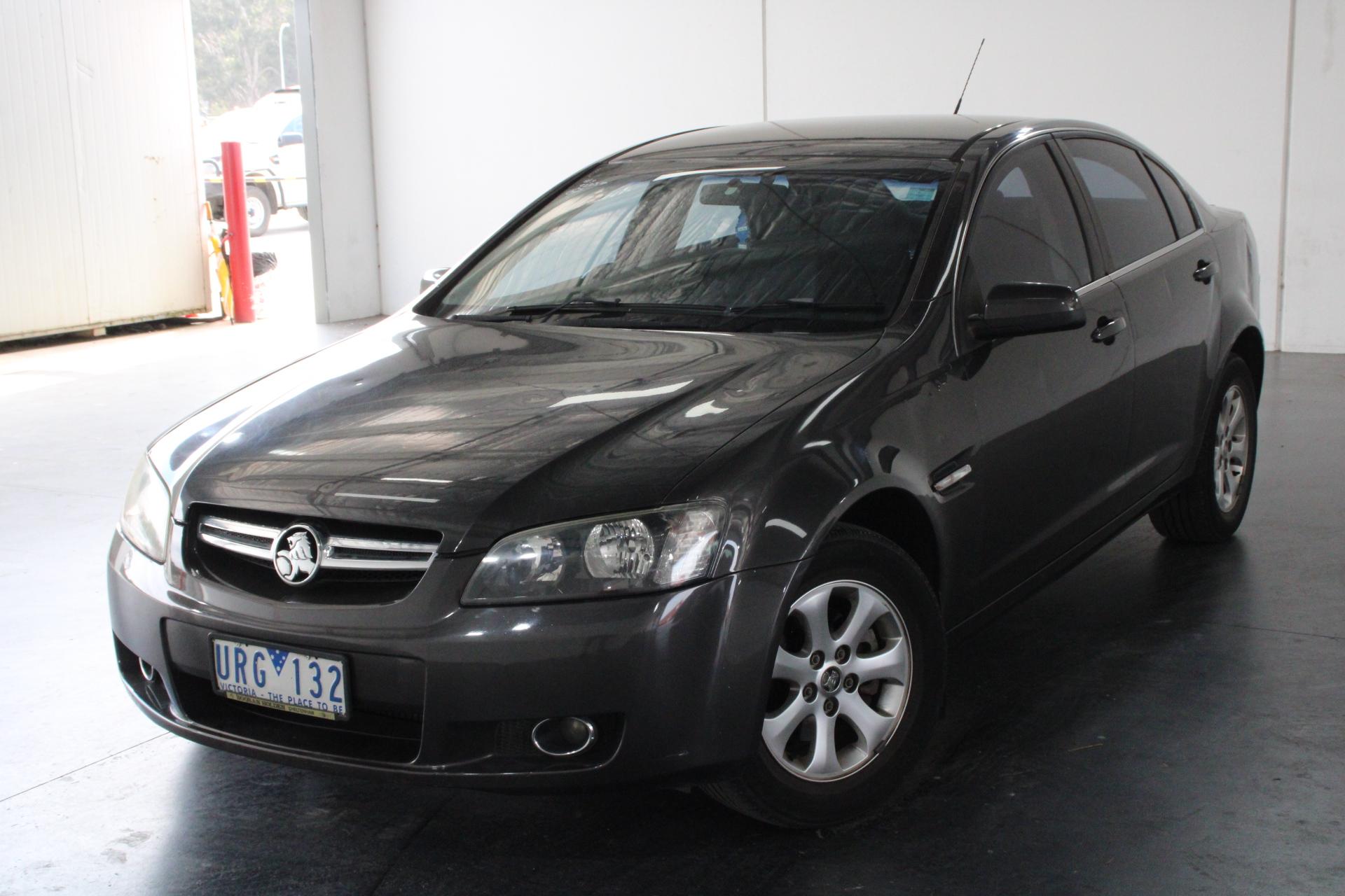 2007 Holden Berlina VE Automatic Sedan