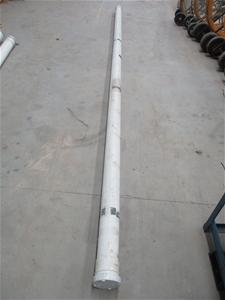 1x PVC Conduit & Rod Tube