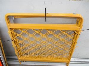 Aluminium Pit / Manhole Barrier