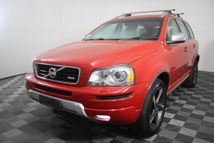 2013 Volvo XC90 D5 R-Design Turbo Diesel Automatic 7 Seats Wagon
