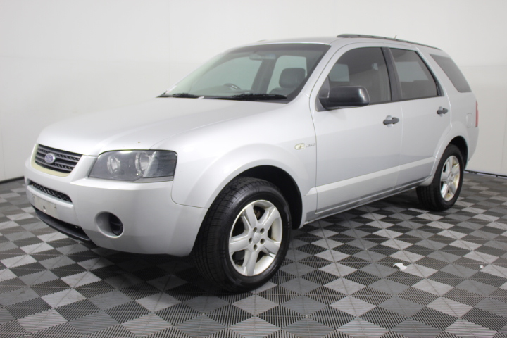 2009 Ford Territory SR Auto AWD 7 Seater SUV