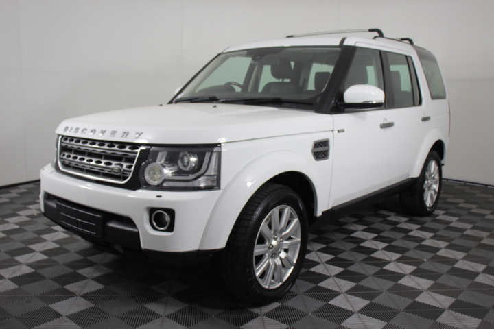 2014 Land Rover Discovery 3.0 TDV6 Series 4 T/Diesel Auto 7 Seats