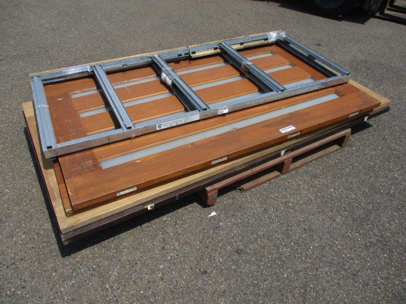 Qty 5 x Doors and Frame