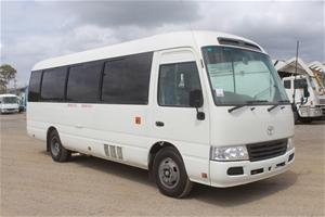 2015 Toyota Coaster Bus Turbo Diesel 66,