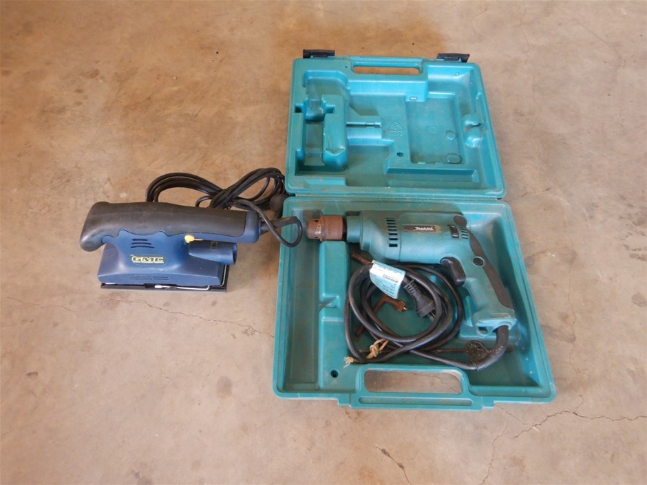 Makita/GME Assorted Power Tools
