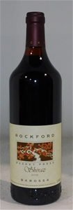 Rockford Basket Press Shiraz 2009 (1x 75