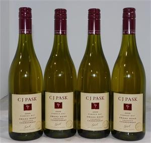 CJ Pask Omahu Road Chardonnay 2009 (4x 7