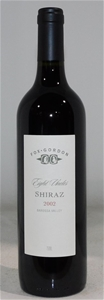 Fox Gordon `Eight Uncles` Shiraz 2002 (6