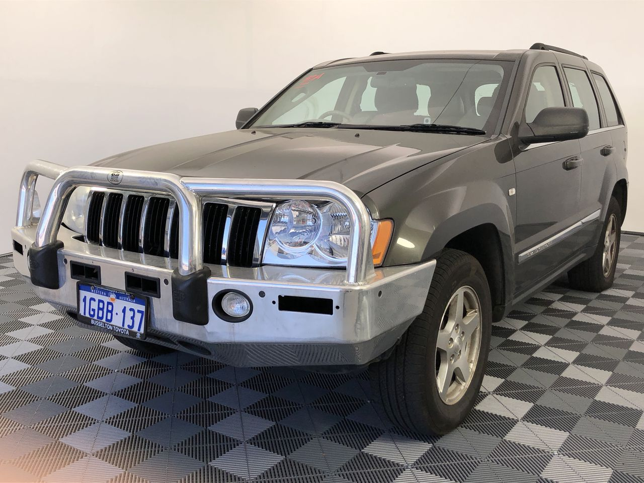 2006 Jeep Grand Cherokee Limited (4x4) WH Turbo Diesel Automatic Wagon