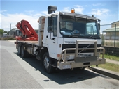 Unreserved Trucks, Trailers, Lifting Chains & More